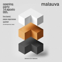 OPENING OF MALAUVA CLUB - 14/08